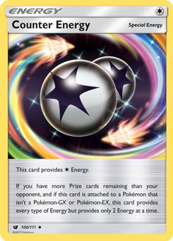 Counter Energy