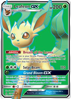 Leafeon-GX