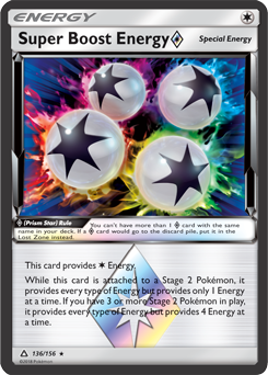 Super Boost Energy Prism Star